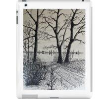 The Landing iPad Case/Skin