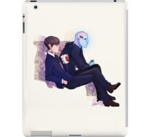 Harry and Electro iPad Case/Skin