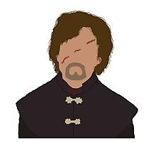 Tyrion Lannister - Game Of Thrones Photographic Print
