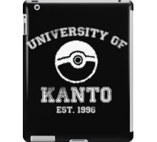University of Kanto iPad Case/Skin