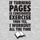 If Turning Pages is Exercise by ScottW93