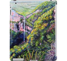 Govetts Leap Falls, Blue Mountains iPad Case/Skin