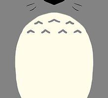 Totoro Leaf Hat by Mary Mathias