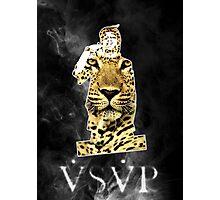 VSVP Leopard Photographic Print