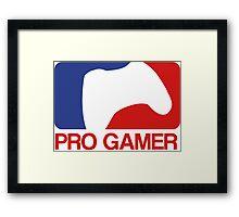 pro gamer Framed Print