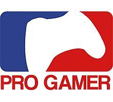 pro gamer Photographic Print
