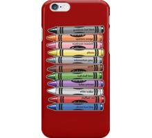 Color Me Nerdy iPhone Case/Skin