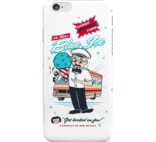 Mr. White's Blue Ice iPhone Case/Skin