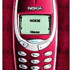 Nokia 3310 by Luwee