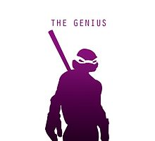 Donatello - The Genius by xxCPaulxx