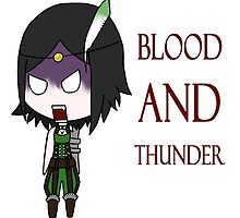 Blood and Thunder by shroomsoft