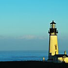 Yaquina Head Lighthouse by kchase