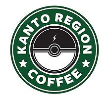 Kanto Region Coffee by StewNor
