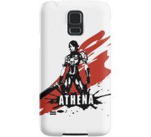 Athena Samsung Galaxy Case/Skin