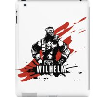 Wilhelm iPad Case/Skin