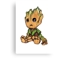 Groot Canvas Print