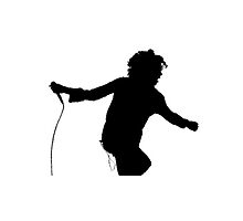 The 1975- Matty Healy silhouette by the1975x