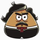 Edgar Allan Pou (sticker) by Olipop
