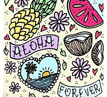 Aloha Forever by marianmachismo