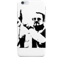 The Big Lebowski Walter iPhone Case/Skin