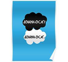Johnlock - TFIOS Poster