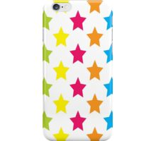 Multi Stars iPhone Case/Skin