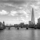 London Skyline by Chris Day