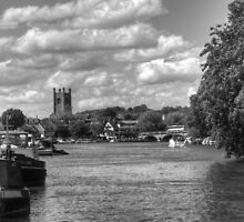Henley-on-Thames by Chris Day