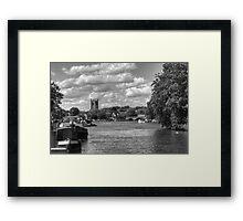Henley-on-Thames Framed Print