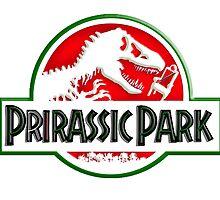 PRIRASSIC PARK by fabiangiles
