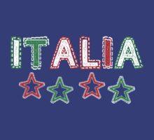 Italy - Celebrative 2014 World Cup T-shirt T-Shirt