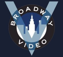 Broadway Video logo by spaceboyfng