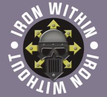 Iron Warriors - War Cry (Warhammer) Kids Clothes