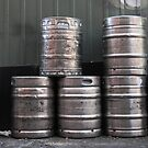 Seven Kegs by Stephen Mitchell