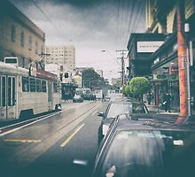 Commercial Rd, Prahran by jamespaullondon