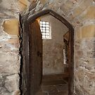 The Arched Doorway by DavidsArt
