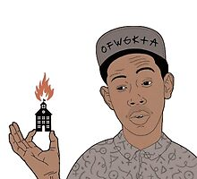 Tyler the creator by Angelr0se