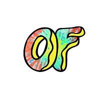Odd future doughnut  by Angelr0se