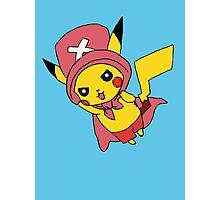 pikachu - chopper  Photographic Print