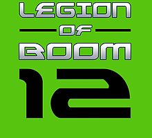 Legion of Boom -accent by GrimbyBECK