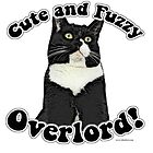 Cute Fuzzy Overlord by mytshirtfort