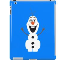 Olaf from Frozen iPad Case/Skin