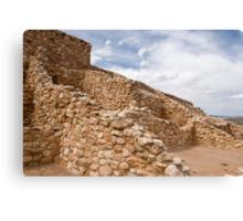 Tuzigoot Indian Ruins Canvas Print
