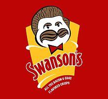Swanson's Crisps by LiRoVi