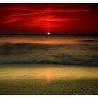 Sylt - Sundown #6 by Ronny Falkenstein