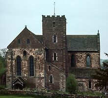 Abbey Dore England 198405170048 by Fred Mitchell