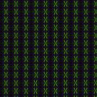 """""""Green & Purple Fractile"""" (Patterns) by christopher r peters"""