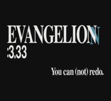 Evangelion 3.33 Title card by zshbaby