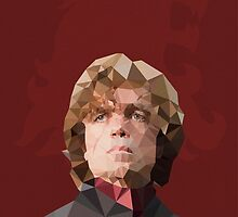 Tyrion Lannister by pop-lygons