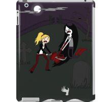 Buffy vs. Marceline iPad Case/Skin